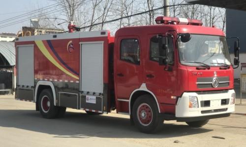 天锦消防车(5.5吨)