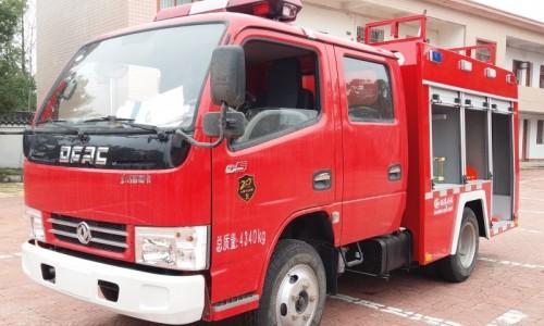 锐铃消防车(2吨)