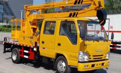 五十铃高空作业车(16米)