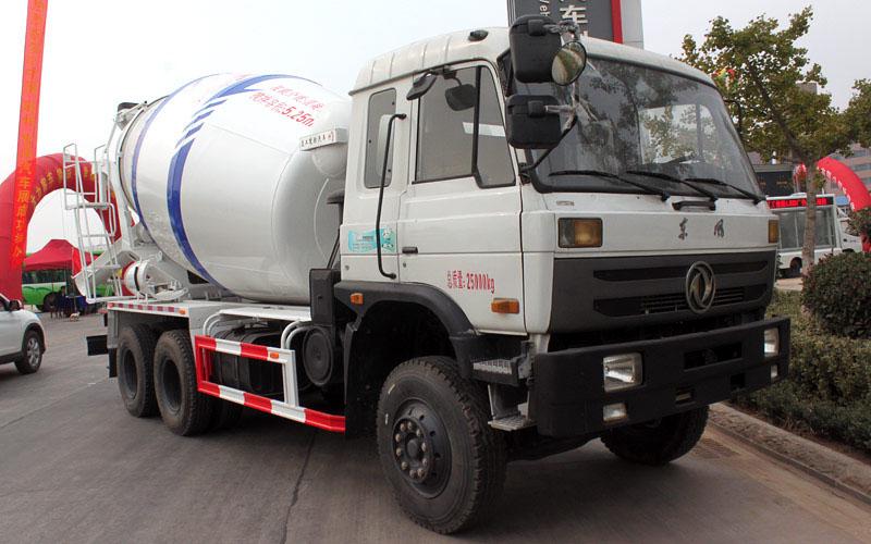 DFZ5251GJBA3混凝土搅拌运输车
