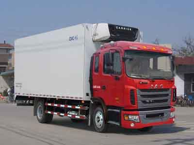 江淮格尔发7.7米冷藏车