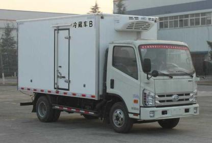 时代4.2米冷藏车