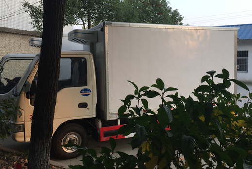 江淮好微3.1米冷藏车