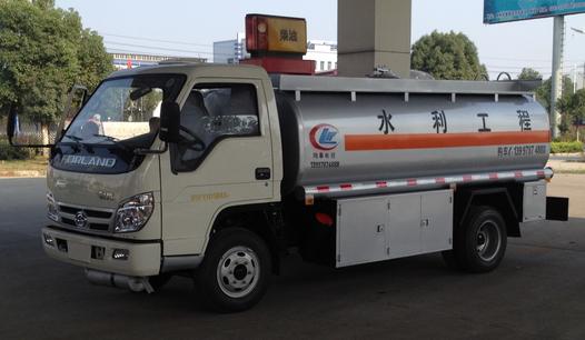 福田时代油罐车(不上户)