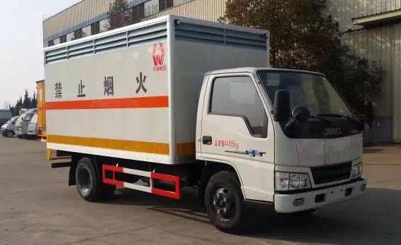 3.16米江铃气瓶运输车