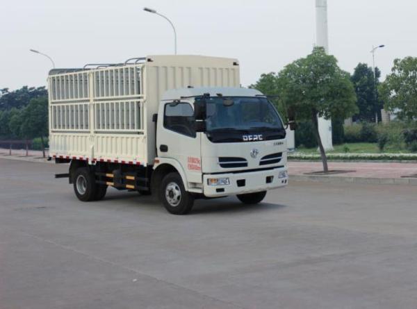 东风仓栅式运输车