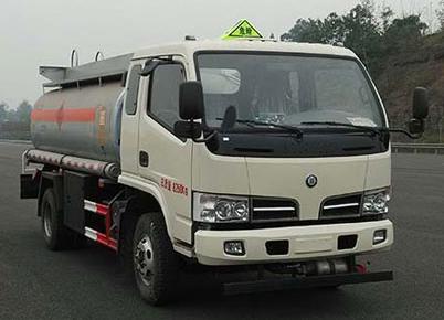 7.6方排半加油车(国五)