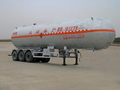 58.5立方液化气体运输车