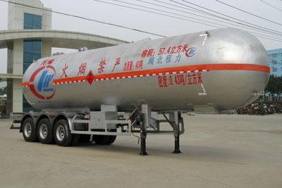 57.4立方液化气体丙烷运输半挂车