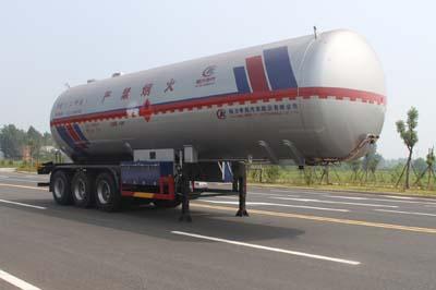48.7立方米二甲醚液化气体运输半挂车