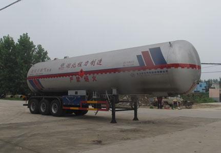 25吨液化气体运输半挂车