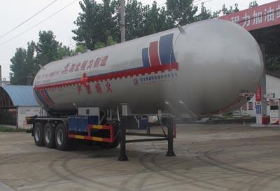 25吨丙烯液化气体运输半挂车