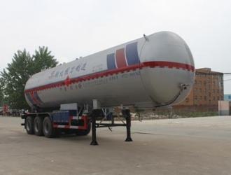 55方液化气体运输半挂车(异丁烯)