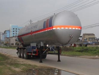 56方液化气体运输半挂车(丙烷)