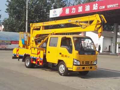 五十铃16米高空作业车(国五)