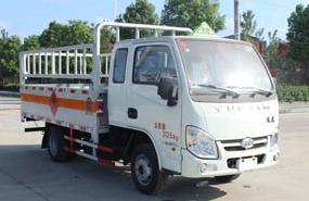 国五跃进3.18米气瓶运输车