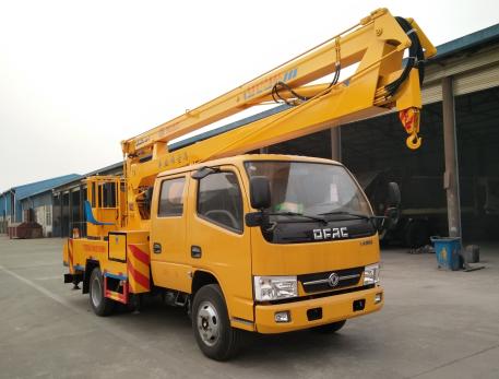 东风轻卡14米高空作业车(国五)