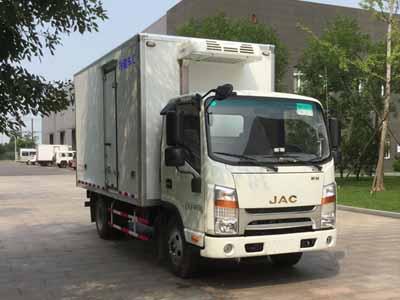 国五江淮冷藏车(窄体)