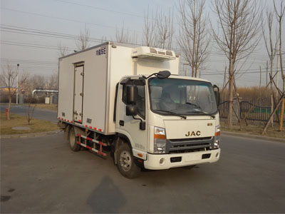 江淮国五冷藏车(宽体)