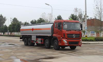 东风天锦25立方易燃液体(二甲苯)罐式运输车