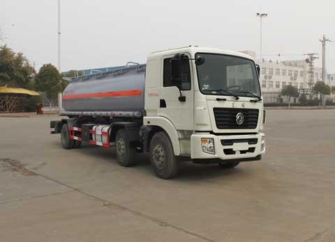 东风小三轴20方食用油运输车(国五)