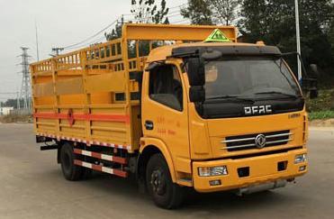 国五多利卡5.1米气瓶运输车