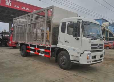 东风天锦6.53米牛猪运输车(国五)
