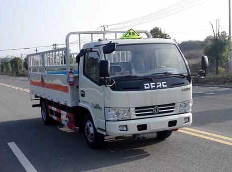 东风4.1米气瓶车 (国五蓝牌)