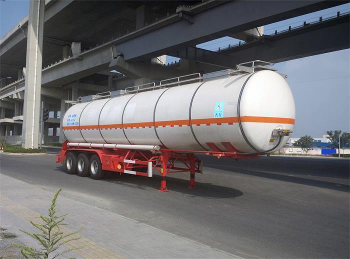 42方液态食品运输半挂车