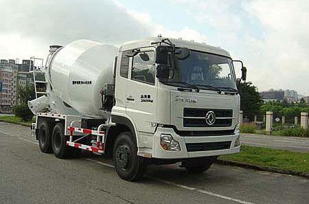 QT5251GJBA3混凝土搅拌运输车