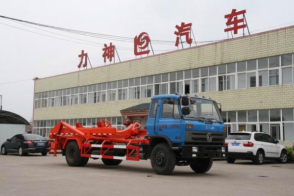 东风145G型背罐车