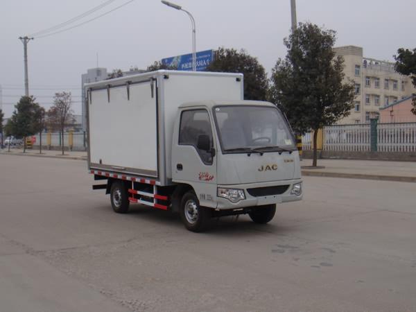 江淮微型售货车