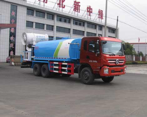 中洁牌XZL5256TDY4型多功能抑尘车